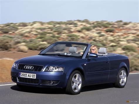 Audi A4 3.0 Cabrio B6,8H (2001?2005) images (1280x960)