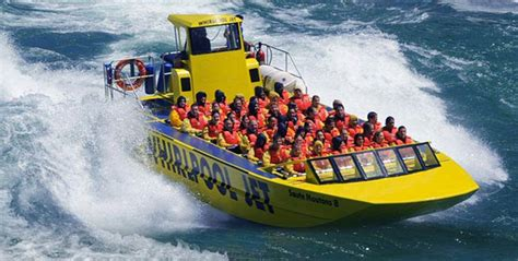 whirlpool jet boat tours clifton hill niagara falls canada - Jet Boat Niagara Falls Canada