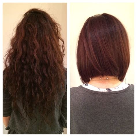 before and after bob haircut photos before and after bob haircut red hair bumble and bumble