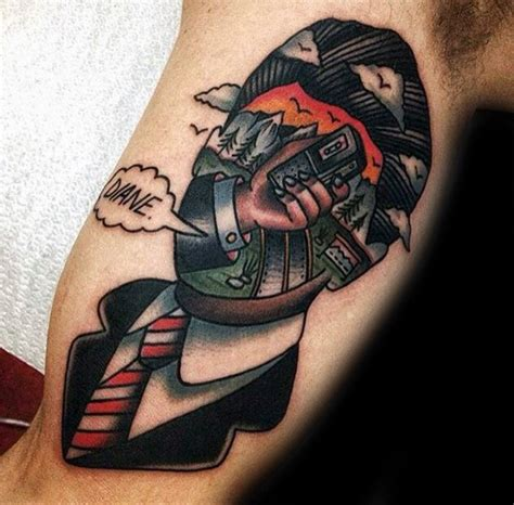 12 Damn Fine Twin Peaks Tattoos Custom Tattoo Design 12 Damn Peaks Tattoos