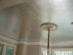 Bedroom Ceiling Mirror Tiles Silver Leaf Ceilings Marblestone Walls Contemporary