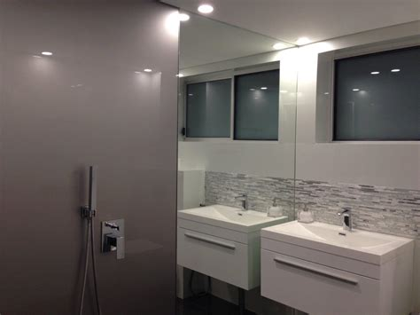 Custom Bathroom Design Acrylic Splashbacks For Showers And Bathrooms