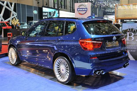 Alpina tunes its first crossover, XD3 Bi Turbo results
