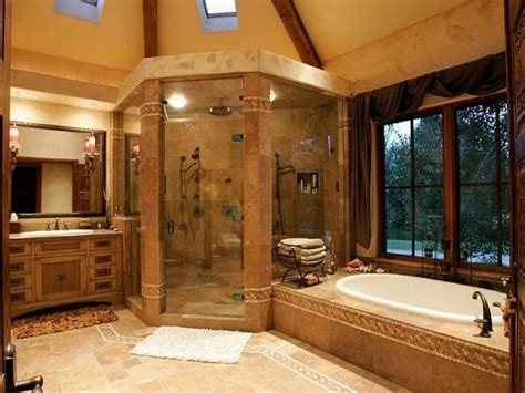 dreaming of going to the bathroom big bathroom with corner shower dream house pinterest