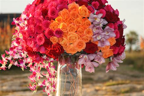 luxury cabo wedding flowers living art floral design