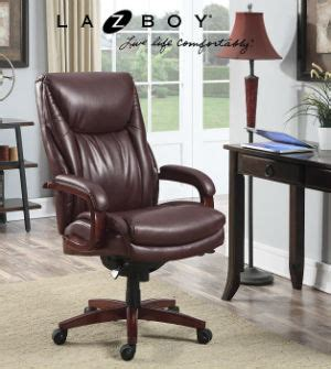 Comfortable Office Chairs La Z Boy Office Chairs Discount by La Z Boy Edmonton Leather Office Chair Ergonomic Chairs