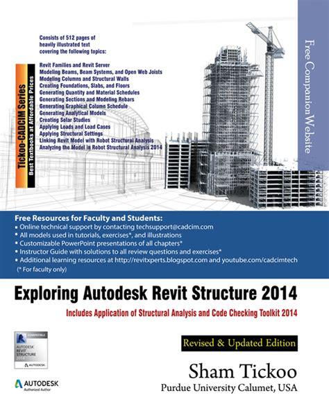 tutorial revit pdf gratis exploring autodesk revit structure 2014