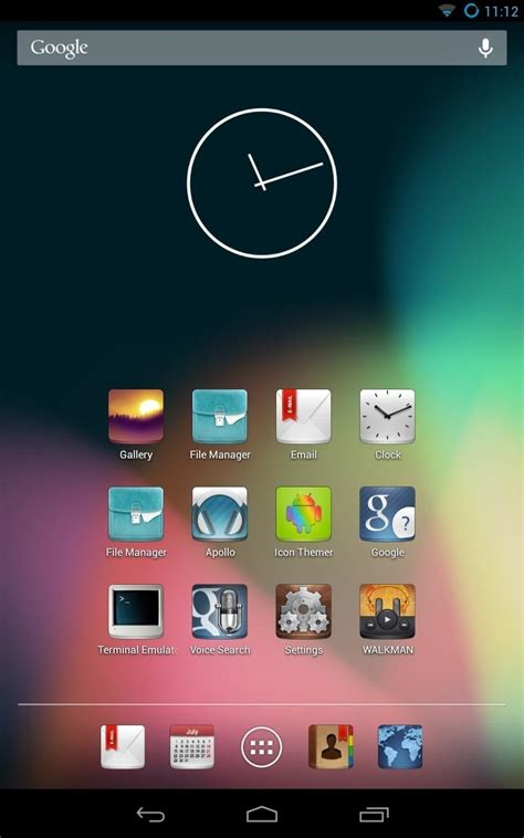 make themes android how to customize the android app icons on your nexus 7