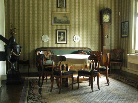 Wohnzimmer 19 Jahrhundert by Biedermeir Salon