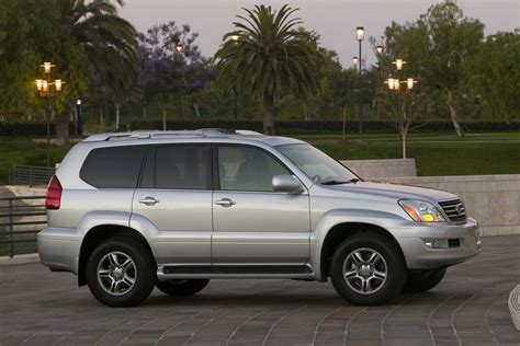 Lexus Gx470 Review 2009 Lexus Gx 470 Reviews Specs And Prices Cars