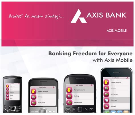 corporation bank mobile app axis bank mobile application for android iphone