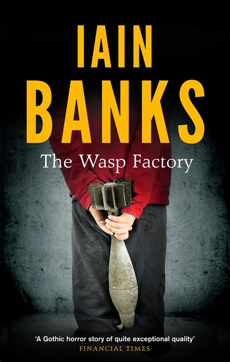 the of the wasp a novel books iain m banks