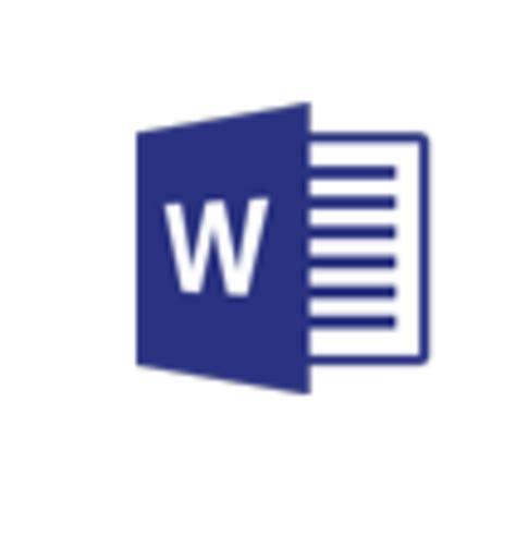 Microsoft Office Word Microsoft Word 2016