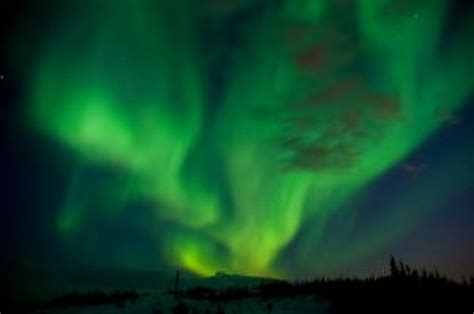 Northern Lights 2009 by Canadian Northern Lights Yellowknife 04 10 2009 Photo