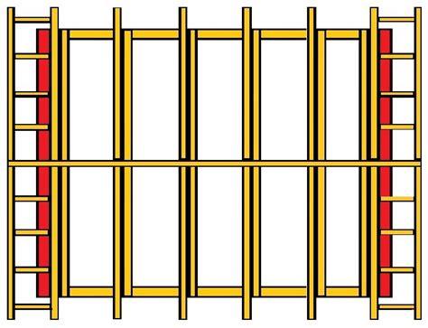 Gable End Wall Framing For You Timber Framing Basics Bert
