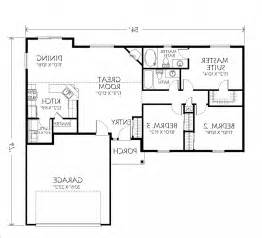 one story two bedroom house plans home design 79 terrific house plans single storys