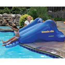 backyard water slides pooltoysmart