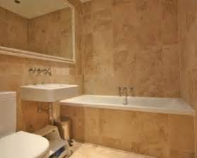 photo of modern beige brown orange bathroom with mirror home wall decoration tiled bathrooms ideas