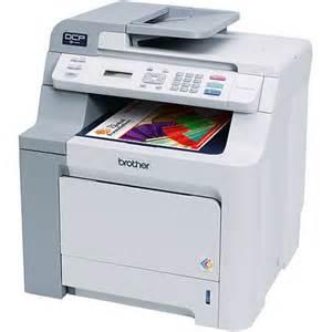 dcp9040cn digital color laser printer copier and