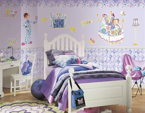 wallpaper borders for girls bedroom adorable purple diamond wallpaper with tiny flowers and