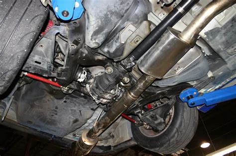infiniti j30 differential install guide q45 differential into 240sx subframe