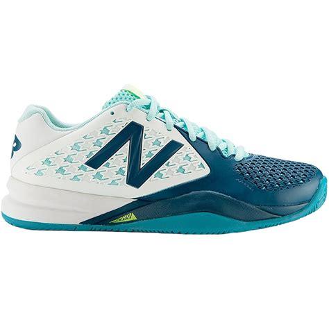 new balance wc 996 b s tennis shoe white blue