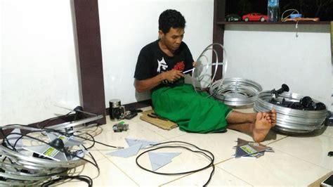 membuat antena tv super jernih jual antena tv wajan bolic kualitas super jernih bisa