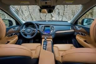 Volvo Upholstery Volvo Xc90 Interior Colors Minimalist Rbservis