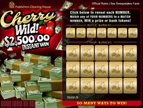 pch com scratch off cards pch blog - Pch Scratch Off