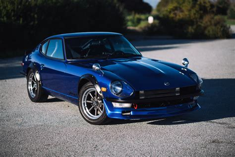 nissan z 240 for sale 1973 datsun 240z with a turbo l28 engine