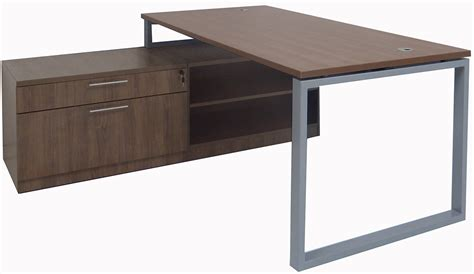 Trendspaces Complete Executive Office Package Executive Desk With Computer Storage