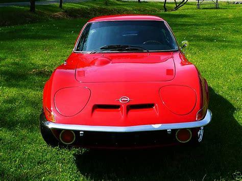 gm opel gt just a car general motors a 1973 opel gt