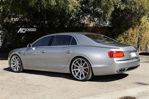 2017 bentley flying spur on rims 2015 bentley flying spur w12 22 quot ac forged wheels acr