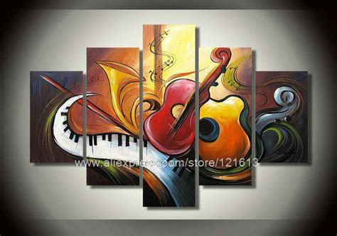 music themed pictures abstract art ideas canvas wallpaper