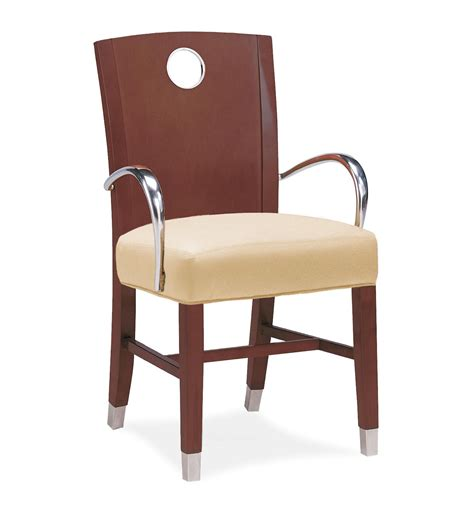 Wood Armchair by 2355 Wood Arm Chair