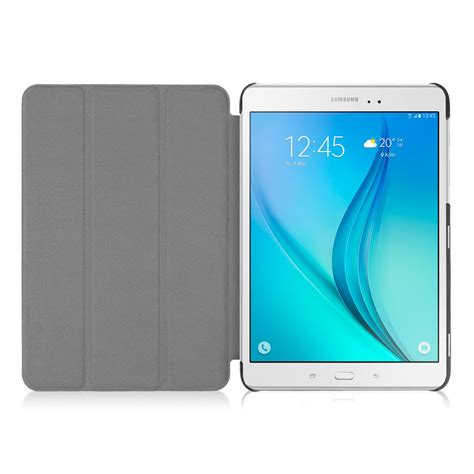 Cover Samsung Tab S2 Smart Trifold Leather Samsung Galaxy Tab S2 8 0 Blue