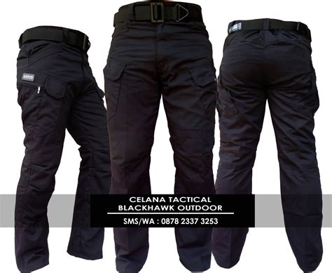 Celana Tactical Blackhawk Outdoor 100 Bahan Ripstop jual celana tactical blackhawk outdoor 100 bahan ripstop