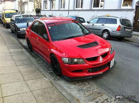 2003 Mitsubishi Evo Specs by 2003 Mitsubishi Evolution Viii Fq300 Car Photo And Specs