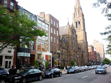 Photo Newbury On Boston by Image Gallery Newbury St