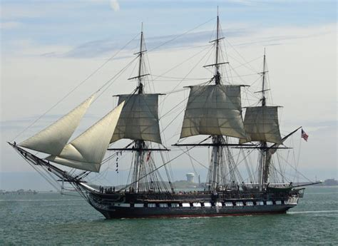 boat us app not working fit the u s s constitution to sink a modern warship