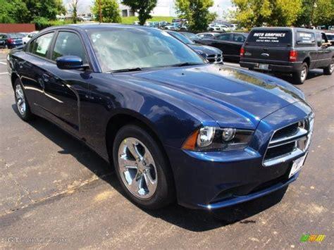 Dodge Charger Blue 2013 Missouri 2013 Jazz Blue Dodge Charger Se 84135438 Photo 2