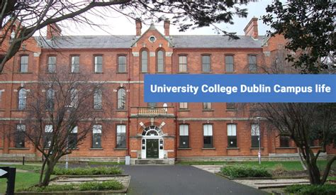 Dublin Business School Mba Ranking by College Dublin Cus Felishya Samuel