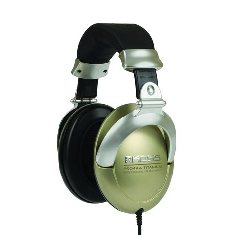 Headphone Koss pro4aat ear headphones koss headphones