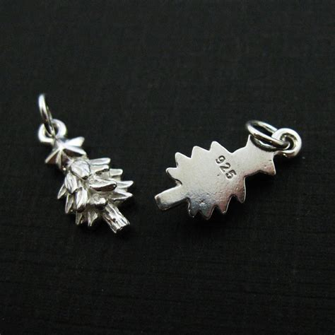 wholesale sterling silver tree charm