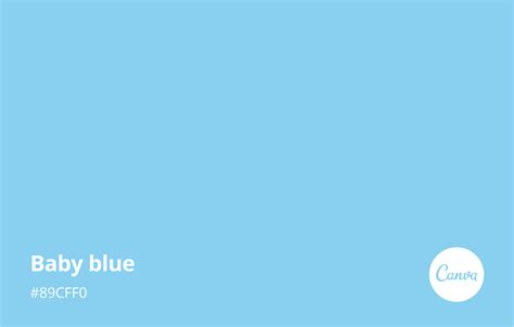 color baby blue baby blue meaning combinations and hex code canva colors