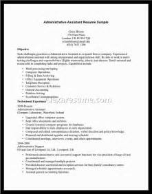 Sample Resumes For Administrative Assistant Positions Sample Resume Administrative Assistant Alexa Resume