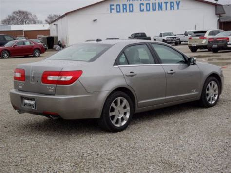 automotive air conditioning repair 2009 lincoln mkz security system find used 2009 lincoln mkz base in routes 127 185 hillsboro illinois united states for us