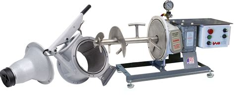 ceramic pug mill vacuum de airing vpm20ss stainless pugger pugmill at sheffield pottery ceramic