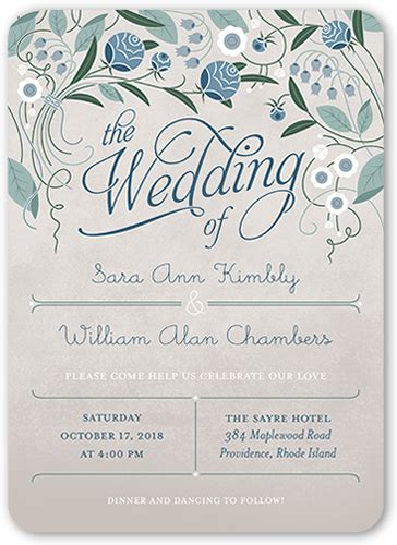 Tiny Prints Wedding Invitations by Wedding Invitations 5 Free Sles Free Shipping