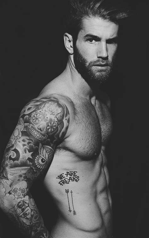tattoo on opies chest andr 233 hamann tattoos and beard sexy tatoos pinterest